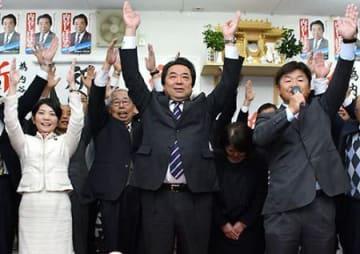 長井市長選を振り返って 「信任」色濃く、内谷市政の継続望む