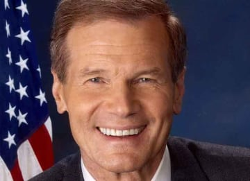 Florida Democratic Sen. Bill Nelson