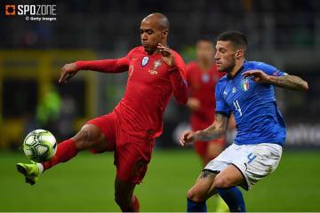 残り一試合を残しポルトガルの決勝T進出が決定