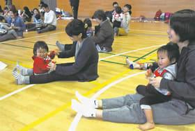 子どもたちの笑顔が光った運動会