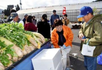 田人の食、文化発信 ほっこり祭