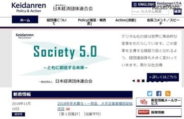 日本経済団体連合会