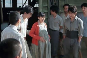 NHK連続テレビ小説「まんぷく」第44回の一場面(C)NHK