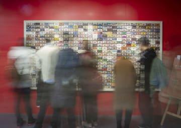 「偉大な変革-慶祝改革開放40周年大型展」が盛況