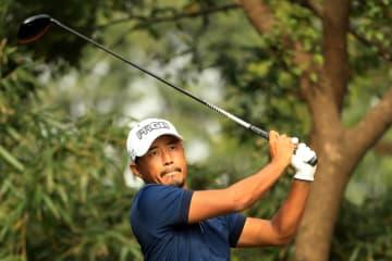 昨季PGAツアーで初勝利を挙げた小平智が谷原秀人とペアを組み、世界に挑む Photo by Andrew Redington/Getty Images