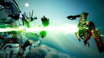 PS4『プロジェクト・ニンバス:CODE MIRAI』拡張「RISE MIRAI」ゲームプレイトレイラー公開!―空戦ロボアクション
