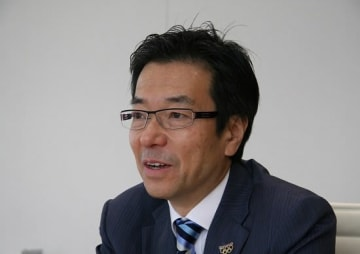 コネクティッドソリューションズ社社長の樋口泰行氏