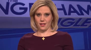 SNL mocks Laura Ingraham, Fox News