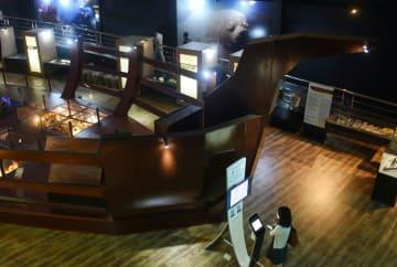 海上シルクロードの歴史の証し ブルネイ海事博物館を訪ねて