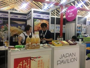 輸入博出展の日本企業、引き続き食品見本市にも参加 上海
