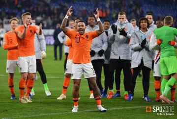 W杯敗退から見事な復活を遂げたオランダ