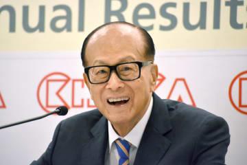 Hong Kong's richest tycoon Li Ka-shing