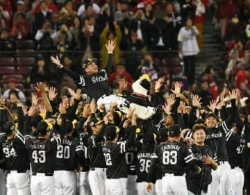 正力賞の工藤監督が感謝 苦渋の決断、選手に苦しい思いも…選考「日本一」が決め手に
