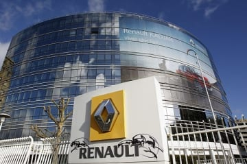 Renault headquarters