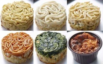 6種類で展開する「お好みソース饅頭」