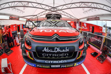 WRC:2年連続ランキング最下位のシトロエン、オジエ加入の2019年に向けて近日中にもテスト開始