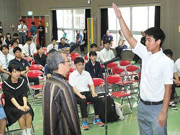 男女61チームが頂点目指す 琉球新報旗 高校ハンドボール