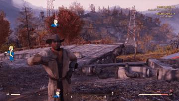 「ところで将軍…」『Fallout 76』にプレストン・ガービーを演じるプレイヤー現る―居住地からは逃げられない!