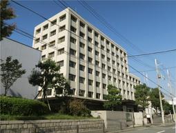 神戸地方検察庁=神戸市中央区橘通1