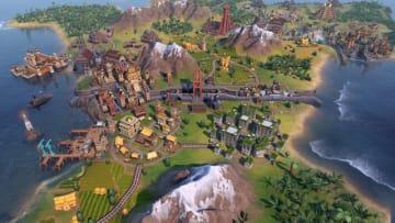 『シヴィライゼーション VI』新拡張「Gathering Storm」Steamで予約開始!今度は自然環境がテーマ