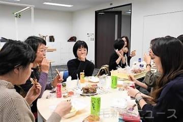 家庭と仕事 両立考える 女性起業家が悩み共有 太田