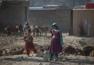 「世界子どもの日」、アフガンで370万人の学齢児童が学校に通えず