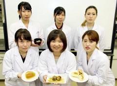 倉敷産ショウガで学生が新レシピ