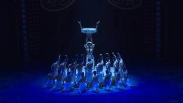 中国雑技団「生命の旅」 中国国際サーカスフェスで上演