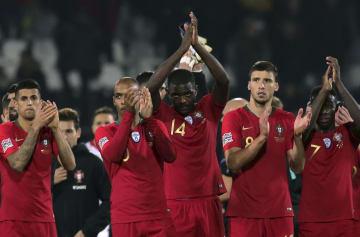 포르투갈, 폴란드와 1-1 무승부
