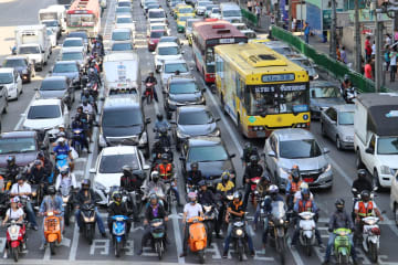 FOCUS: Japanese parking firms eye bonanza in Bangkok's traffic jams