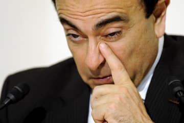 Nissan's Ghosn