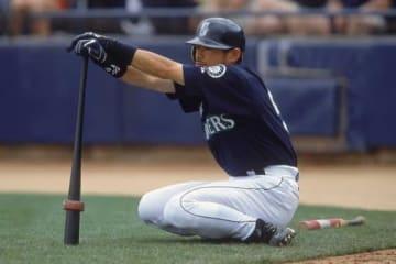 2001年にメジャー史に残る活躍を見せたマリナーズ・イチロー【写真:Getty Images】