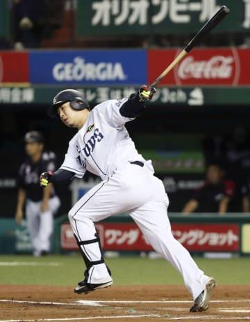 Hideto Asamura of Seibu Lions