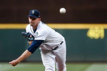 ヤンキースに移籍するジェームス・パクストン【写真:Getty Images】