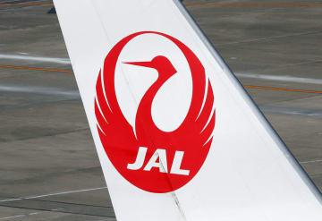 日本航空機のマーク