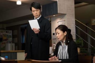 連続ドラマ「黄昏流星群~人生折り返し、恋をした」第7話のワンシーン=フジテレビ提供