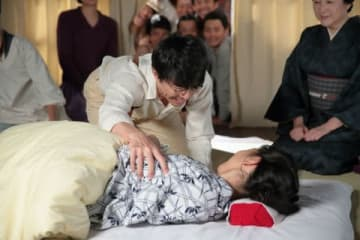 NHK連続テレビ小説「まんぷく」第47回の一場面(C)NHK