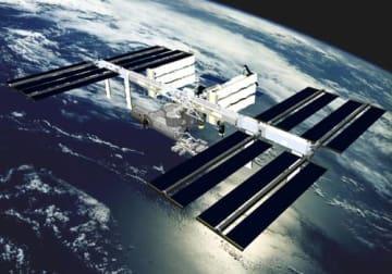 国際宇宙ステーション(ISS)(C)JAXA