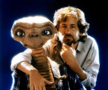 スピルバーグと『E.T.』Sunset Boulevard / Corbis via Getty Image