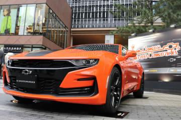 """シボレー 新型カマロ シボレー カマロ LT RS """"LAUNCH EDITION"""" ボディカラー:クラッシュ"""