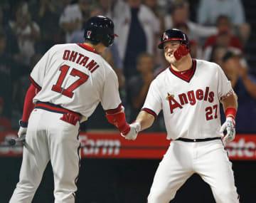 Baseball: Shohei Ohtani