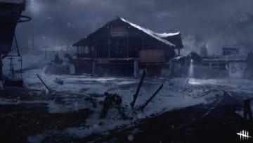 『Dead by Daylight』公式Twitterが新たなティーザー画像を公開─キーワードは「雪」?