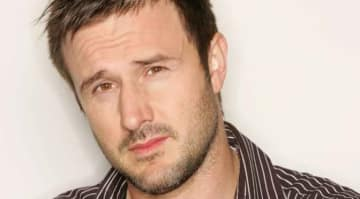 NEW YORK - APRIL 27: Actor David Arquette, of the film 'Slingshot', poses for a portrait during the Tribeca Film Festival at the Tribeca Grand Hotel April 27, 2005 in New York City. (Photo by Frank Micelotta/Getty Images)