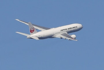 JAL flight