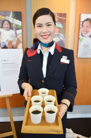 JAL to serve Doi Tung coffee on Bangkok flights