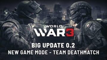 現代戦FPS『World War 3』チームデスマッチ実装―日本語対応など今後のロードマップも公開