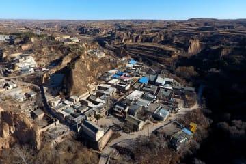 黄土高原の農耕文明を今に伝える 晋中市後溝古村