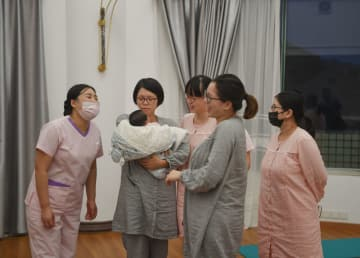 東南沿海地区の産後ケアセンターを訪ねて 福建省石獅市