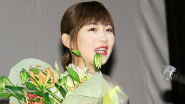 第10回TAMA映画賞の授賞式に出席した伊藤沙莉さん