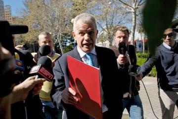 日本代表監督を歴任したアギーレ氏。現在はエジプト代表を率いている photo/Getty Images